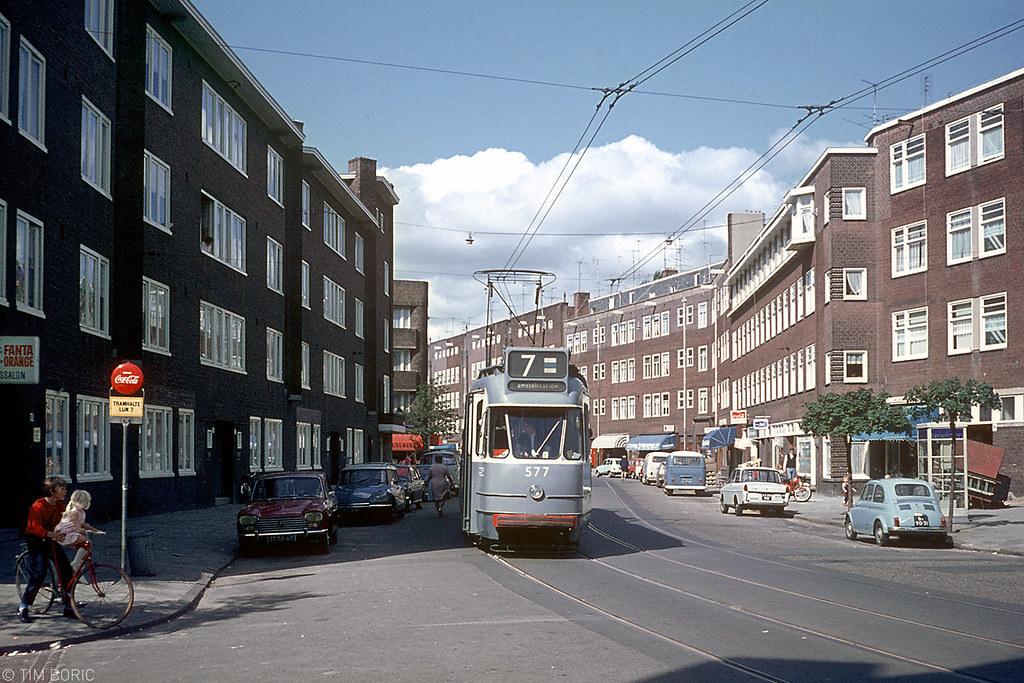 witte de withstraat | amsterdam, line 7 (then: mercatorplein… | flickr