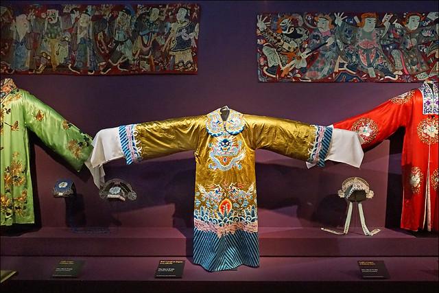 Exposition : 2 000 ans de Théâtre en Asie (musée Guimet, Paris)