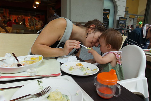Il pranzo fuori casa con Adele Nina | by Ylbert Durishti
