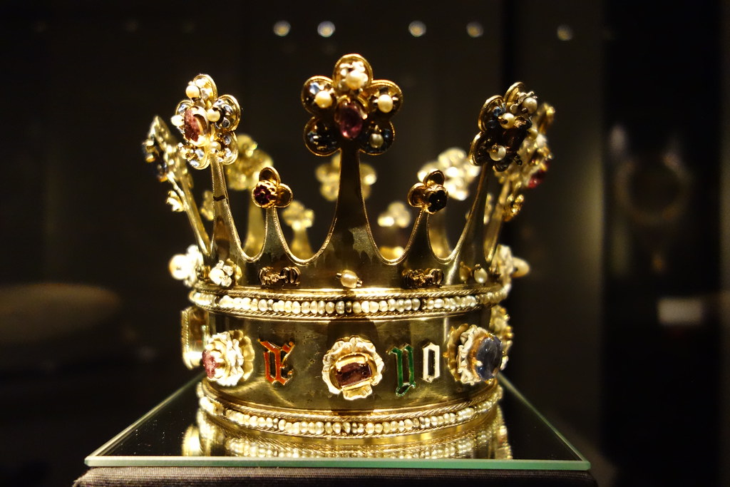 The Crown of Margaret of York, Aachen Cathedral Treasury