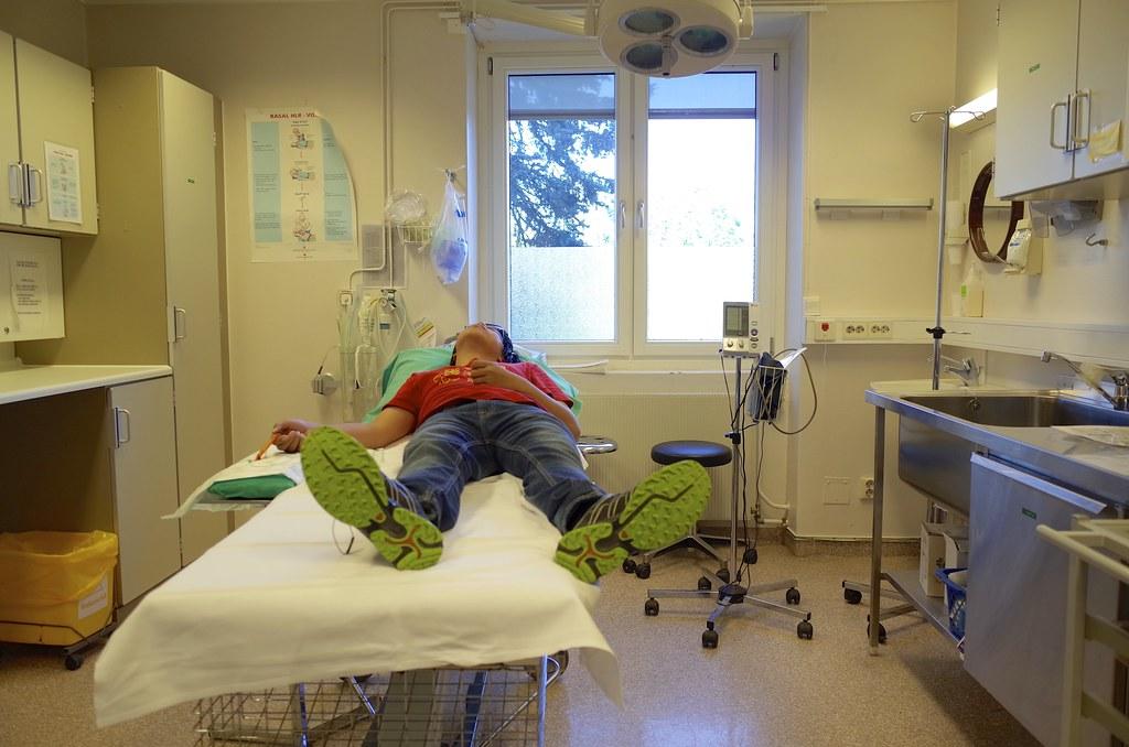 Welche Bluttests werden in der Notaufnahme gemacht