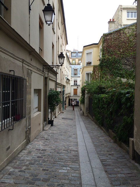 Paris, France, street view