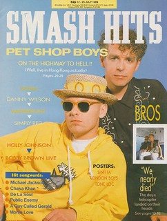 Smash Hits, July 12, 1989