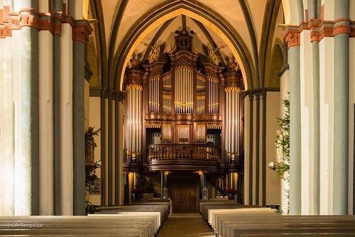Ootmarsum, H.H. Simon en Judaskerk   by Kees Tempelaar