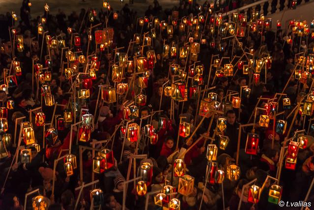 Lanterns on the island of Tinos vol 1