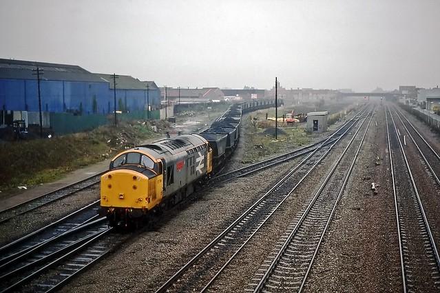37799, Pengam, Cardiff, February 1990