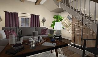 Park Place_Corner | by Hidden Gems in Second Life (Interior Designer)