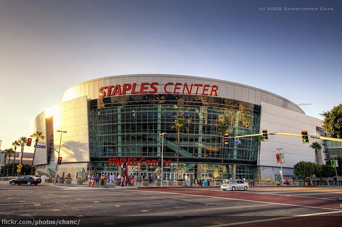 Staples Center, Los Angeles | by Christopher Chan