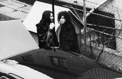 BP Fallon & Marc Bolan Copenhagen 1972 | by bp fallon