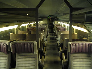 Train Chartering - private First Class carriage on Eurostar | by Train Chartering & Private Rail Cars