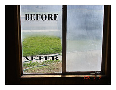 befor & after Window cleaning   by jwmadmax