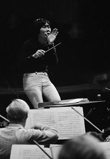 Japanse dirigent Ken Kobayashi / Japanese conductor Ken Kobayashi