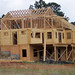 Kershenstein Log Home Trusses