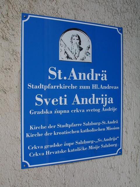 St. Andrä