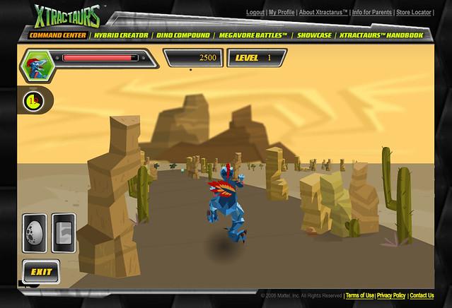 Xtractaurs Gameplay - Raptor Race | Xtractaurs Secret Lab | Flickr