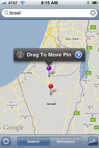 Drop Pins On Google Maps on