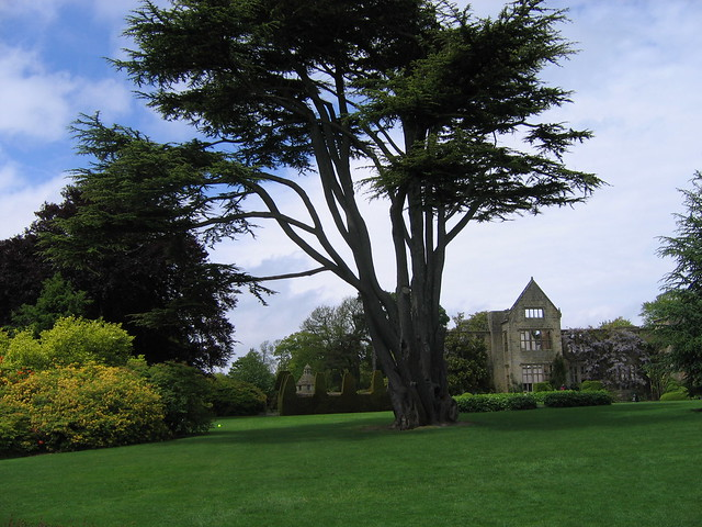 The National Trust Garden at Nymans, East Sussex