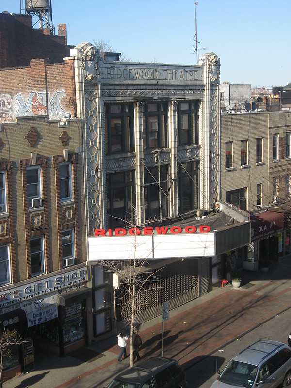 Historic Ridgewood Theatre, 55-27 Myrtle Ave, Ridgewood, NY Merits Landmark Status, Photo Courtesy of Michael Perlman, Friends of The Ridgewood Theatre, Chairman
