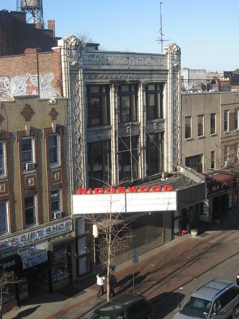 Historic Ridgewood Theatre, 55-27 Myrtle Ave, Ridgewood, NY Merits Landmark Status, Photo Courtesy of Michael Perlman, Friends of The Ridgewood Theatre, Chairman