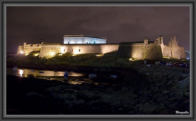 Castillo de San Antón- A Coruña