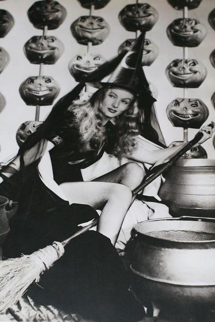Veronica Lake with Mache JOLs