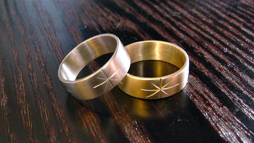 Our wedding rings | by Jeff Tabaco