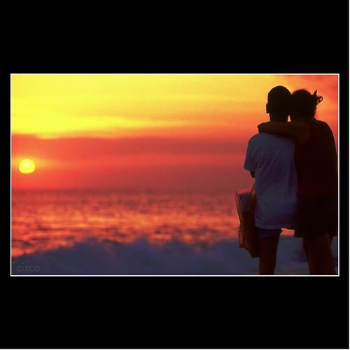 "sunset bali sun love beach indonesia hug tramonto cisco amore kuta abbraccio photographia twohearts onesun flickrdiamond platinumheartaward duecuori ""photographia"""