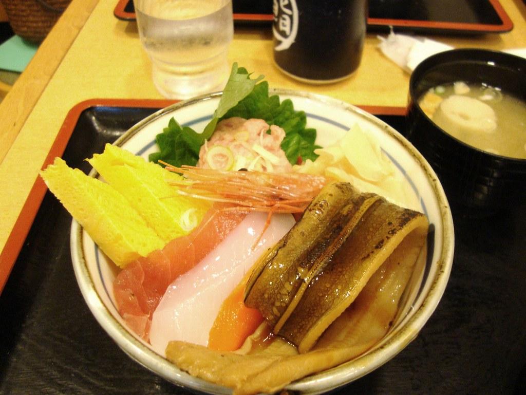 Image De Plat De Cuisine kaiseidon (plat de poisson et de fruits de mer) | corentin m