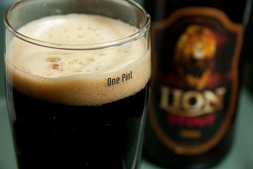 Lion Stout | by Another Pint Please...