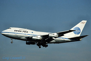 N533PA  747SP-21  PAN AM | by caz.caswell
