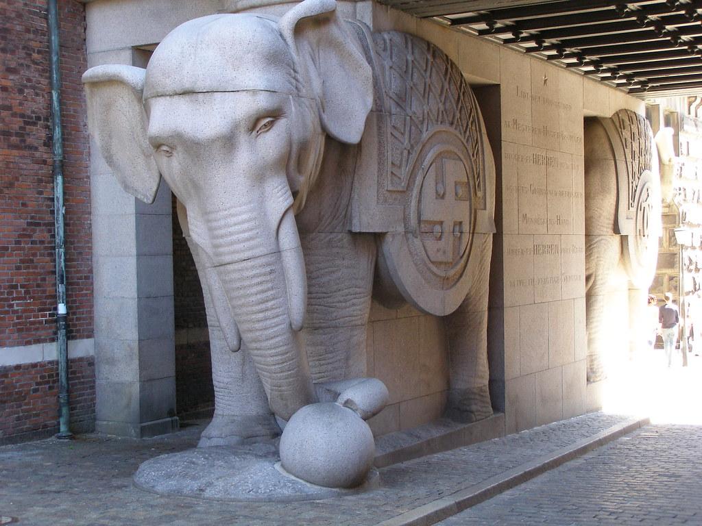 Pijany słoń