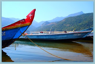 """Boats takes you to view """"nature at it's best""""   by Sunciti _ Sundaram's Images + Messages"""