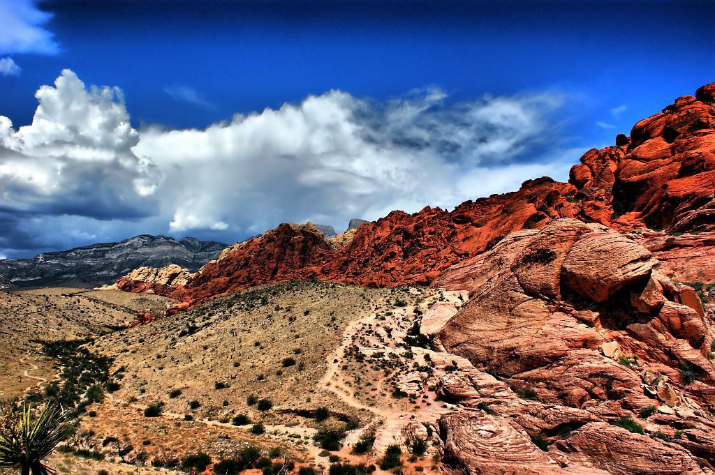 Red Rock Canyon NCA | Red Rock Canyon was designated as