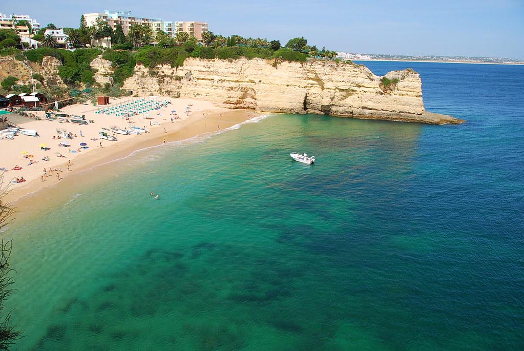 Praia da Nossa Senhora da Rocha