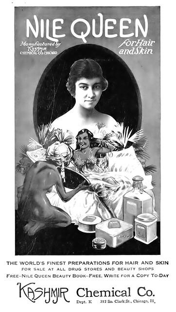 Nile Queen Cosmetics - 1920