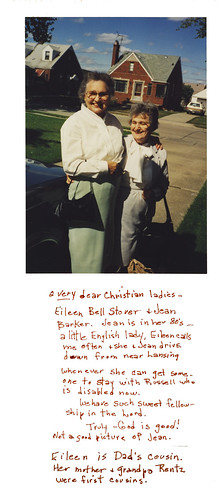 Eileen Bell Stover | by cam phone guy