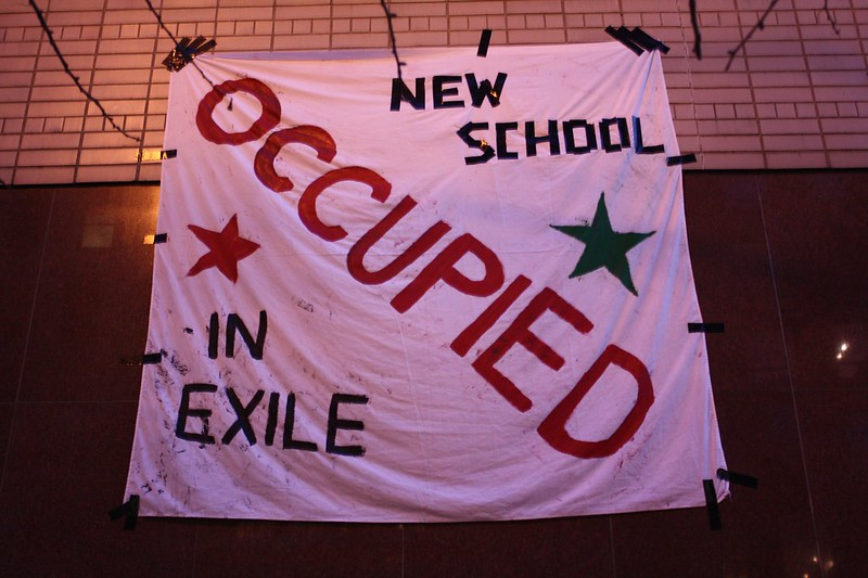 the new schoold in exile