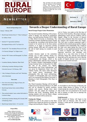 newsletter 2 | by Rural Europe
