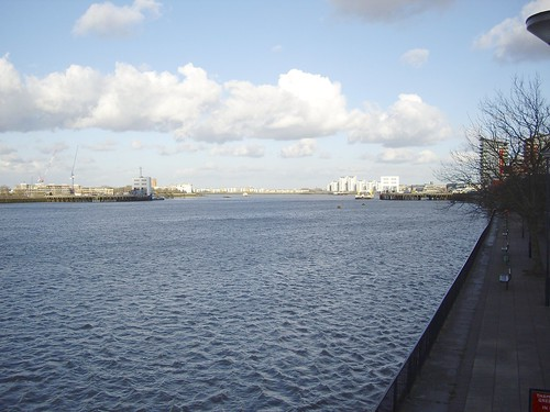 River Thames looking east | by sachab