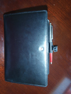 My Personal Buckingham Filofax | by Plannerisms Laurie