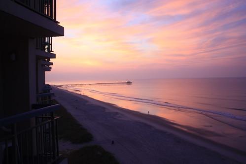 southcarolina favorites beaches sunrises atlanticocean 2009 cherrygrovebeach canonxsi
