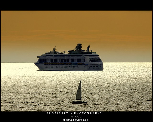 Voyager of the Seas (the big boot)