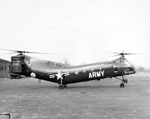 Piasecki : H-21C : Shawnee | by San Diego Air & Space Museum Archives