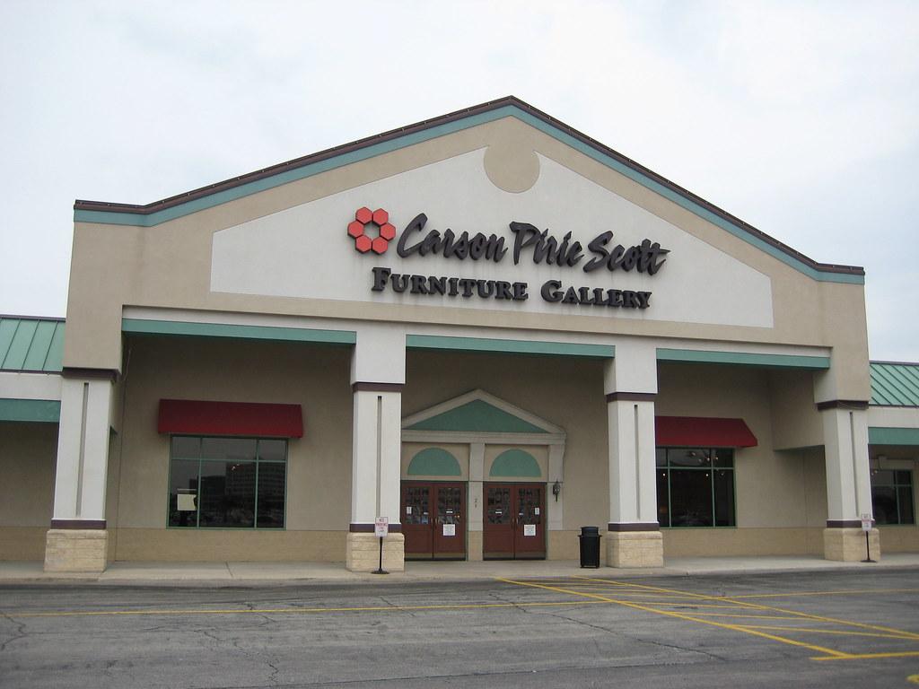 Carson Pirie Scott Furniture Gallery Yorktown Center Leasing Flickr