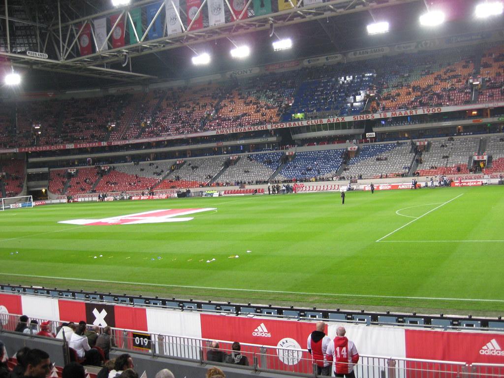 Ajax - Marseille