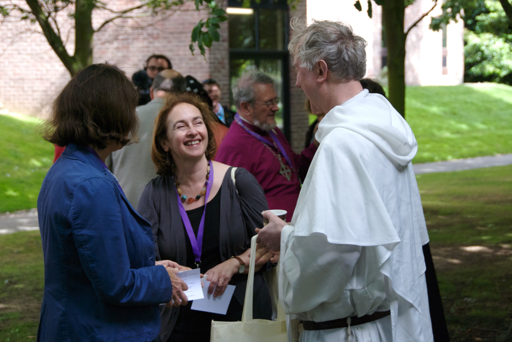 Jane Williams and Ecumenical guests