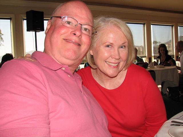 Patty and John