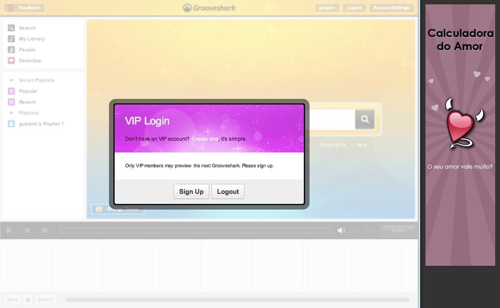 Web amor login