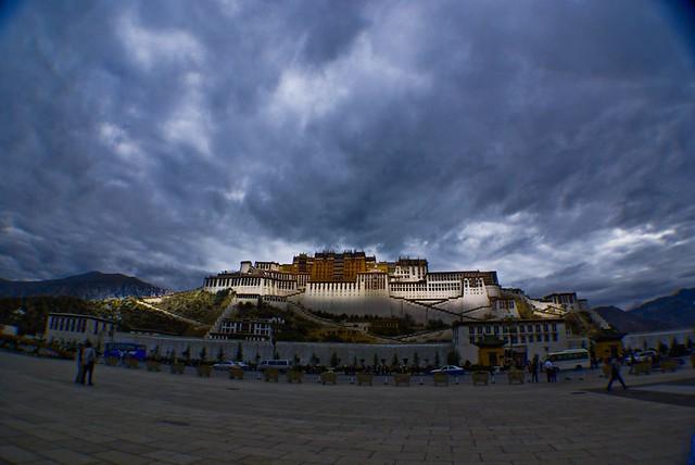 The Potala Palace --- CS4 Test