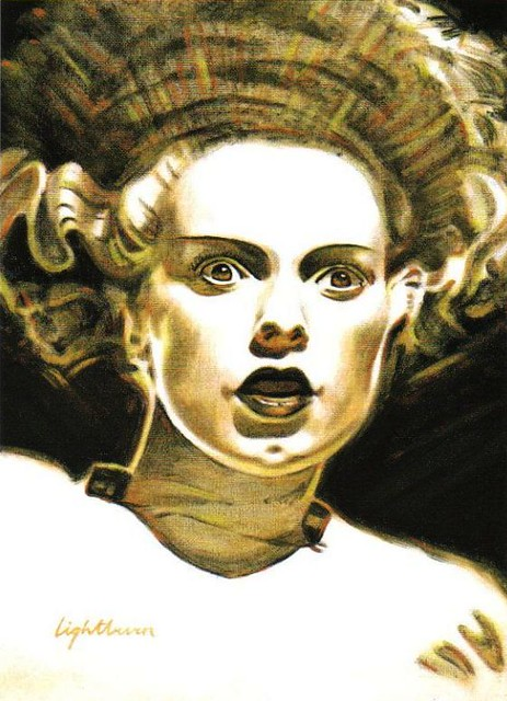Monster Gallery - The Bride of Frankenstein